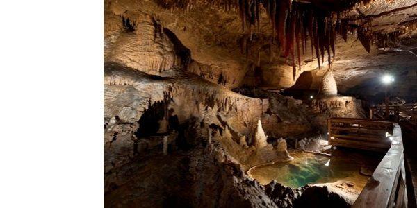 Souterrains de Mammoth Cave