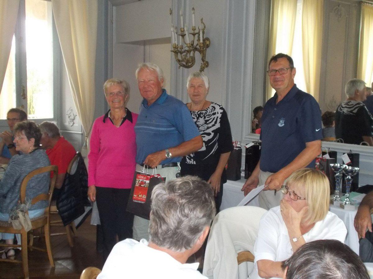 Photos du Trophée ATSCAF du 05 septembre dernier