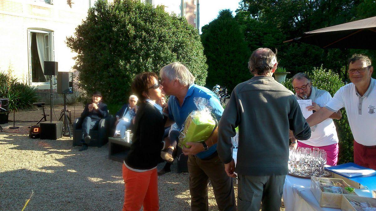 Les photos du Scramble Mazières Niort de dimanche dernier