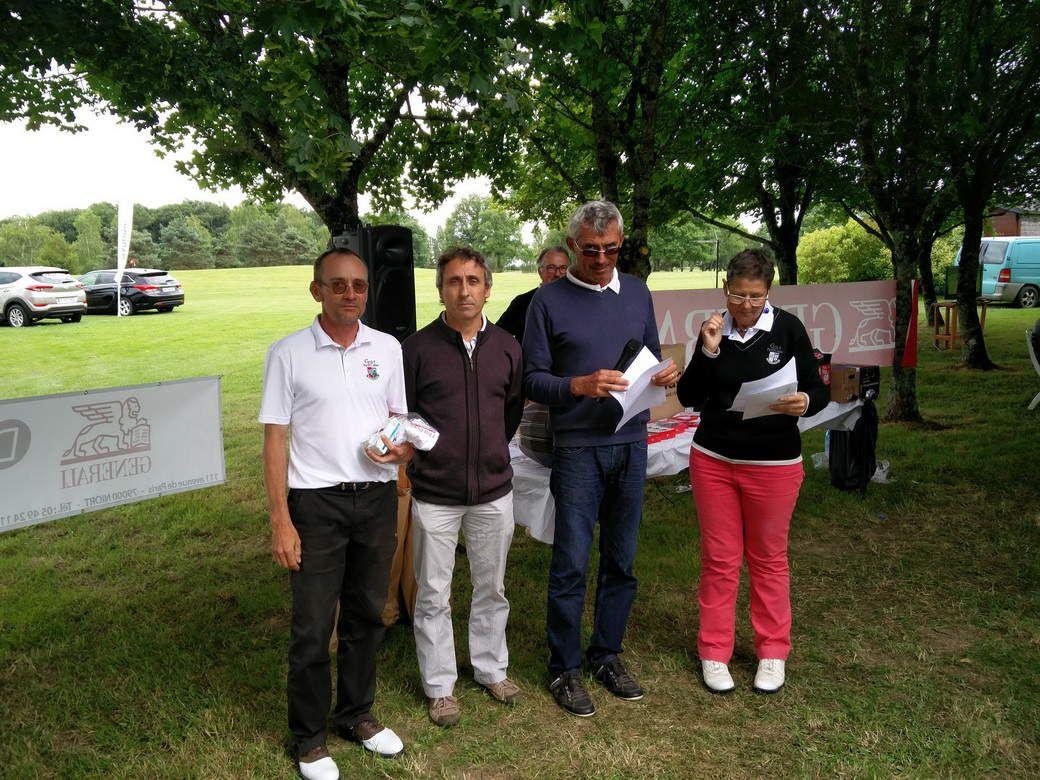 """Photos de la compétition """"Ecole de golf"""" du 26 juin dernier..."""