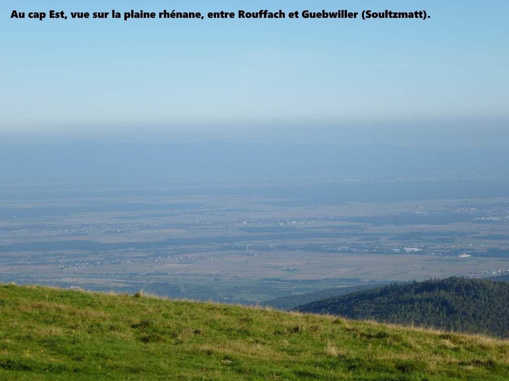 Hautes-Vosges : KAHLERWASEN (alt. 1272 m) - 10 - .