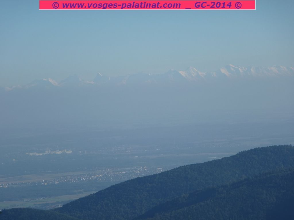 Panorama rare et sensationnel, sur les enchanteresses Alpes suisses, de l'Oberland Bernois !