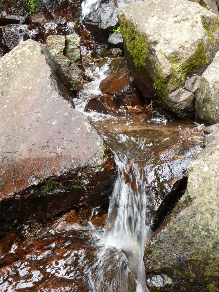 Vosges Centrales : NIDECK cascade (alt. 480 m) - 02 - .