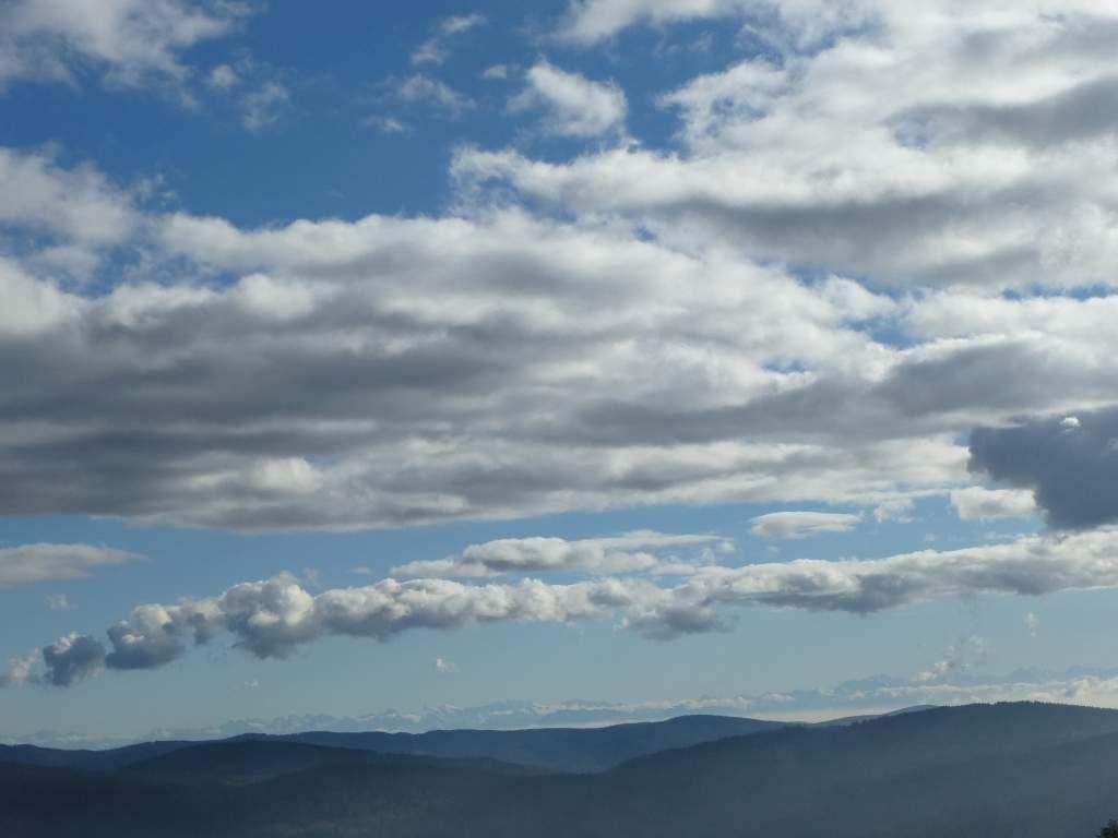 Un tel horizon panoramique ne me laisse pas de marbre : j'aime beaucoup !