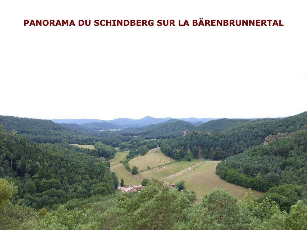 Clap de fin, sur ce remarquable panorama du Schindberg &#x3B; cette visite est désormais terminée !