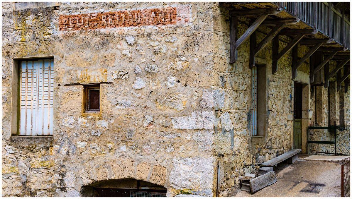 Moulin de Charabotte