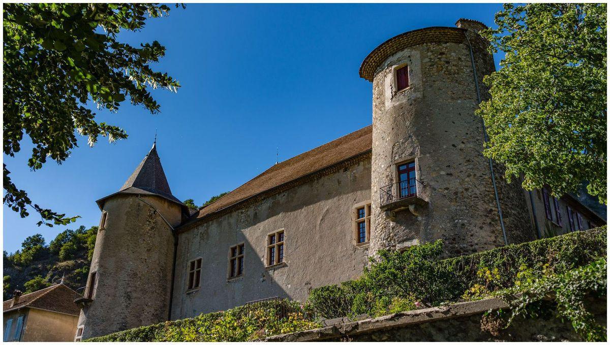 Château de Montmaur