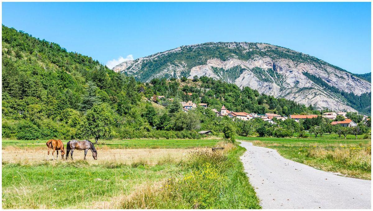 Veynes (Hautes Alpes) et ses environs