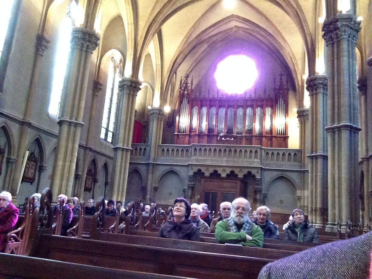 Récital d'orgue par Raphaëlle Garreau de Labarre