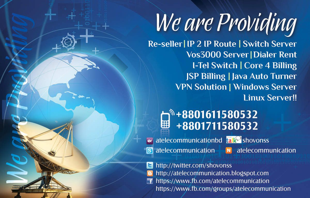 wholesale IP 2 IP Route - voip switch dialer vpn - Mobile