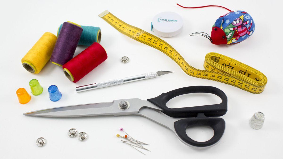 Materiel de la couture for Accessoire couture