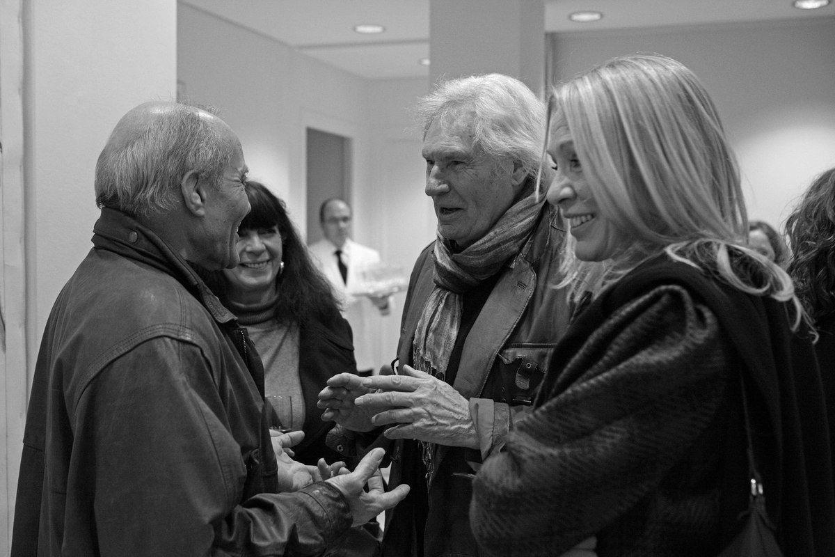 Jacques Vidal, Inconnue, Peter Klasen, Valérie Salva de Villanueva