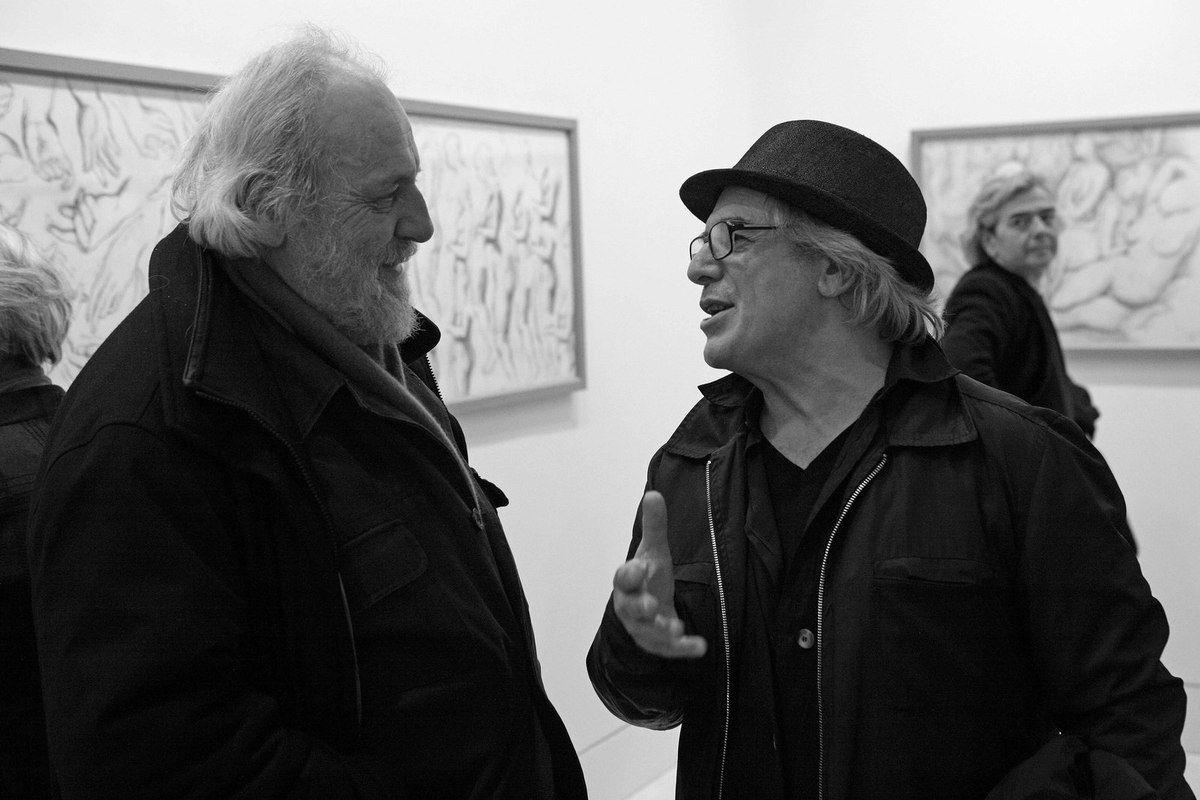 Jacques Vallet, Ricardo Mosner, Hervé Di Rosa