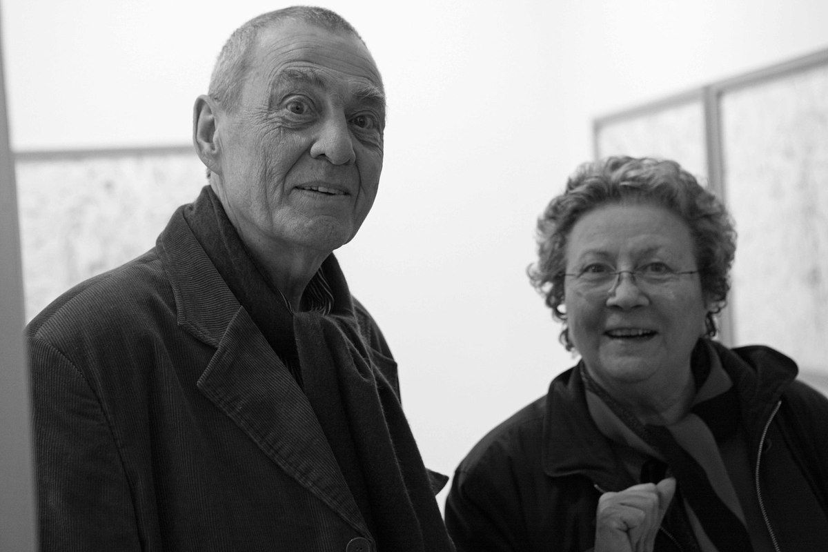 Mark Brusse, Ginette Dufrêne