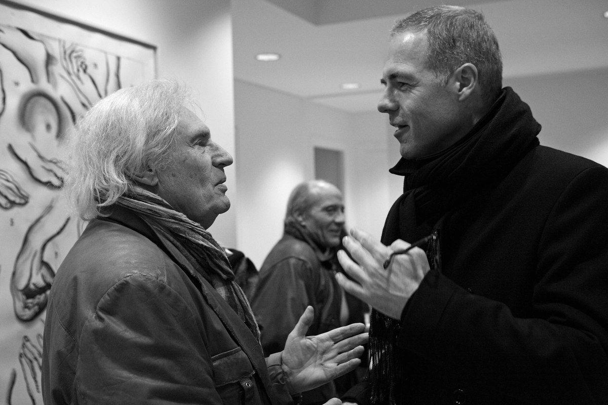 Peter Klasen, Jacques Vidal, Benoît Lemercier