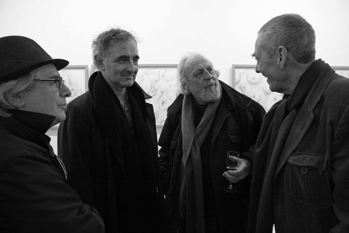Ricardo Mosner, Lucas Fournier, Jacques Vallet, Mark Brusse