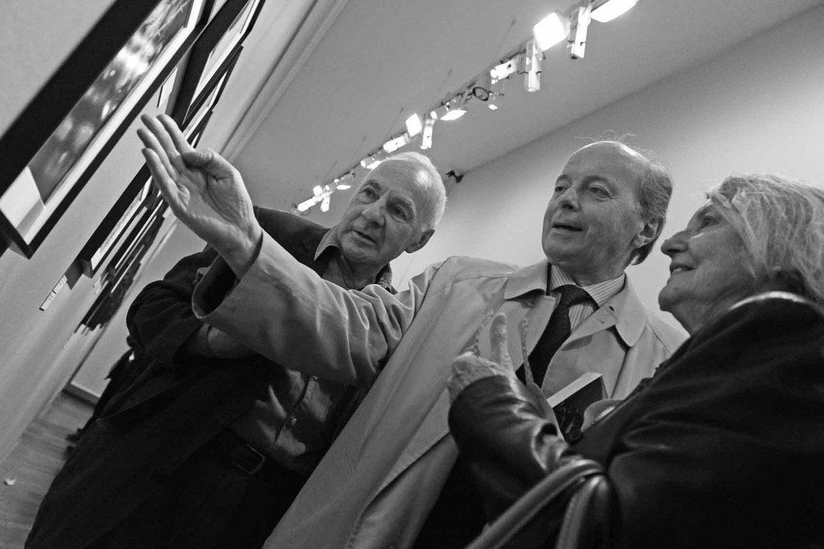 André Morain, Jacques Toubon, Anne Dagbert