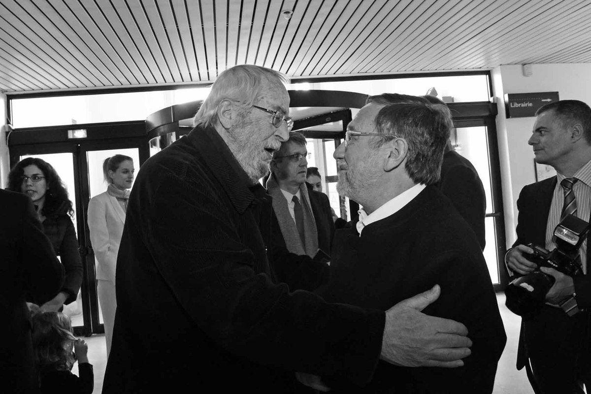 Niel Toroni, Serge Lemoine, Didier Plowy