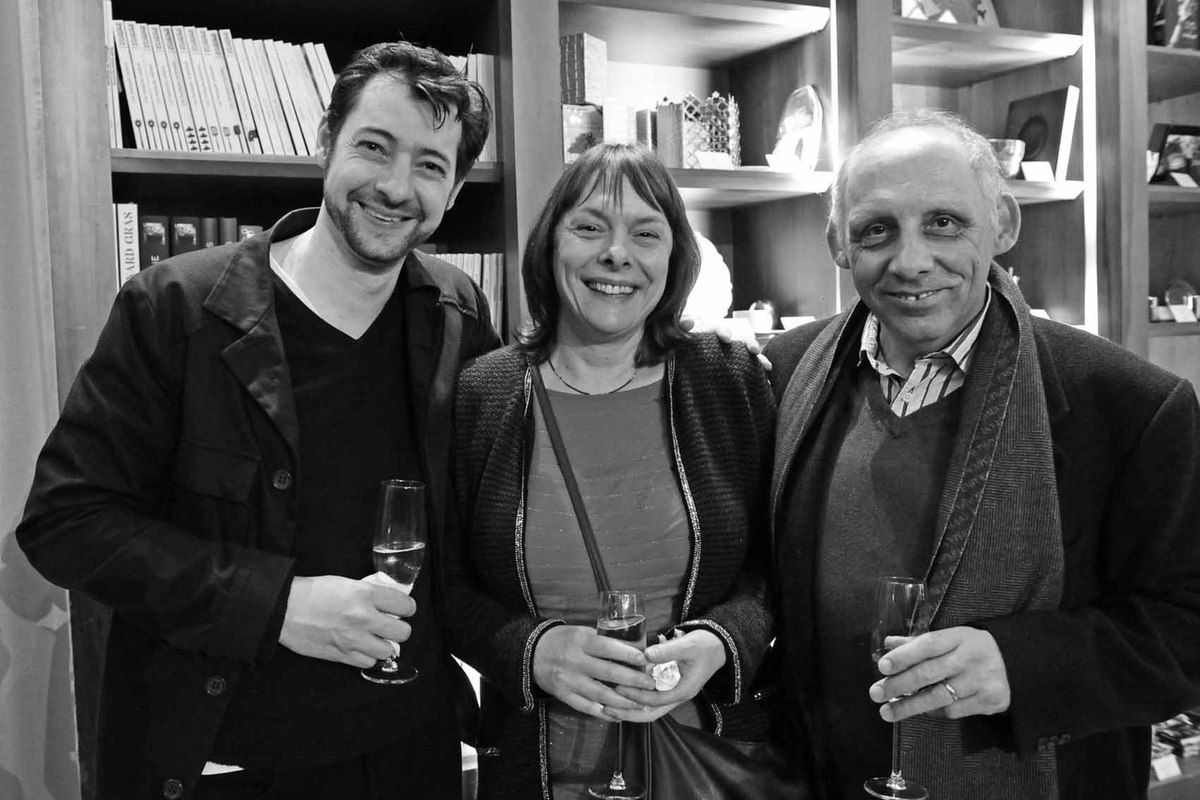 Timo Nasseri, Diane Lahumière, Christoph Jager