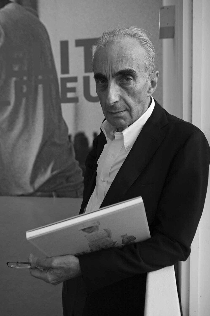 Benjamin Katz. Musée d'Art Moderne de la Ville de Paris, le 28 septembre 2011