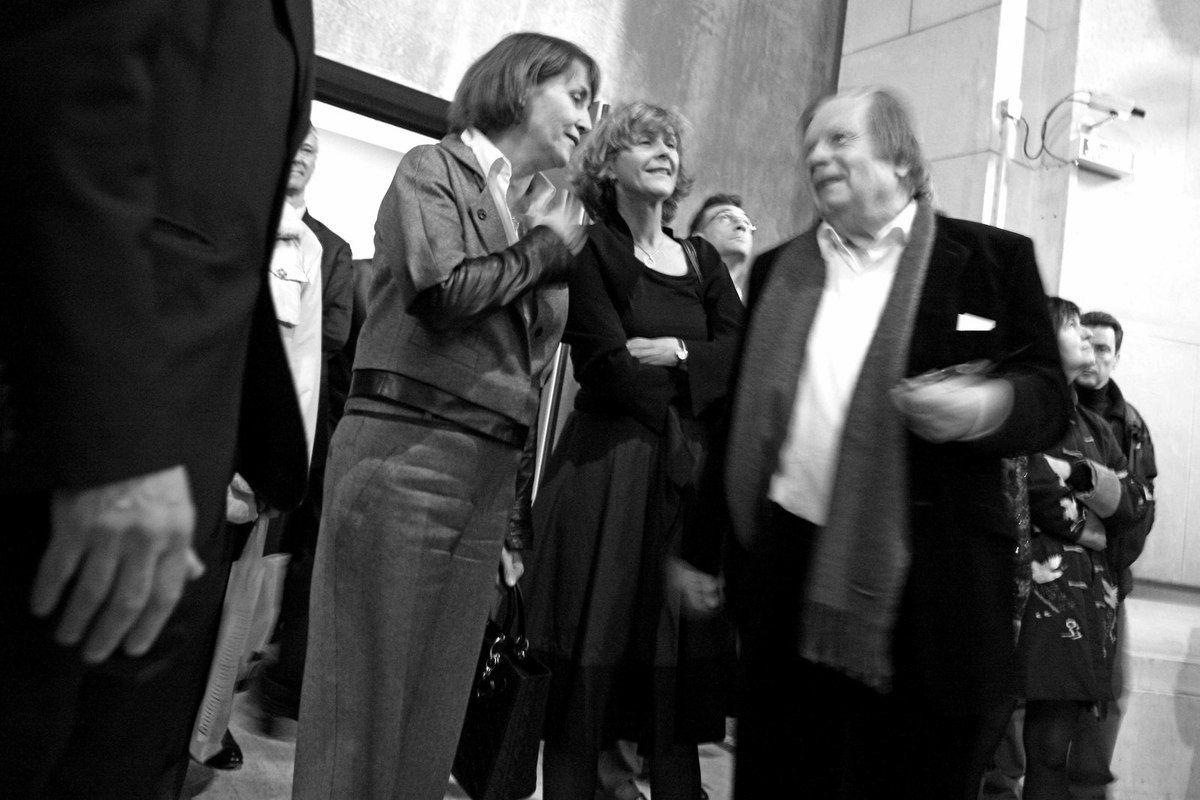 Christine Albanel, Inconnue, Peter Stämpfli