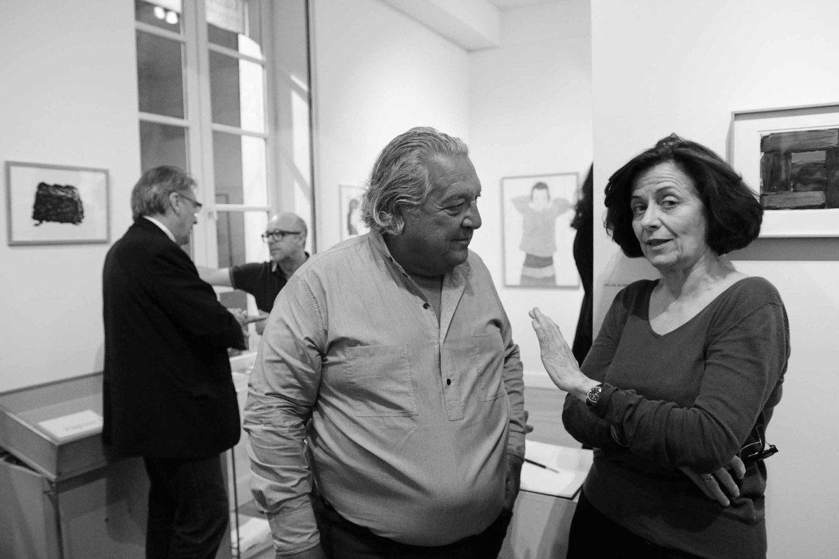 Jean Rault, Anthony Vérot, Luis Mizon, Elisabeth Vérot