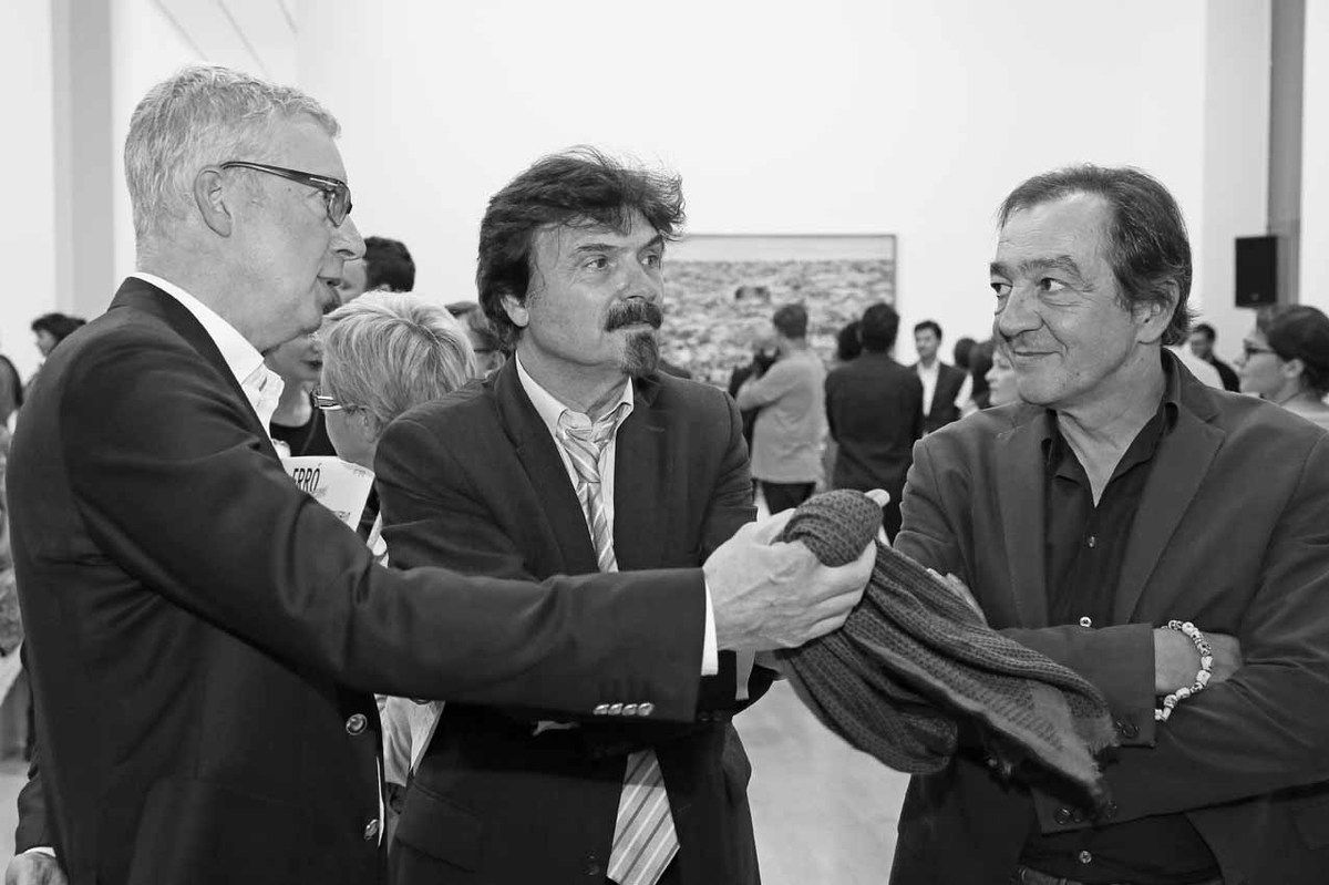 Christian Briend, Thierry Raspail, Thierry Prat