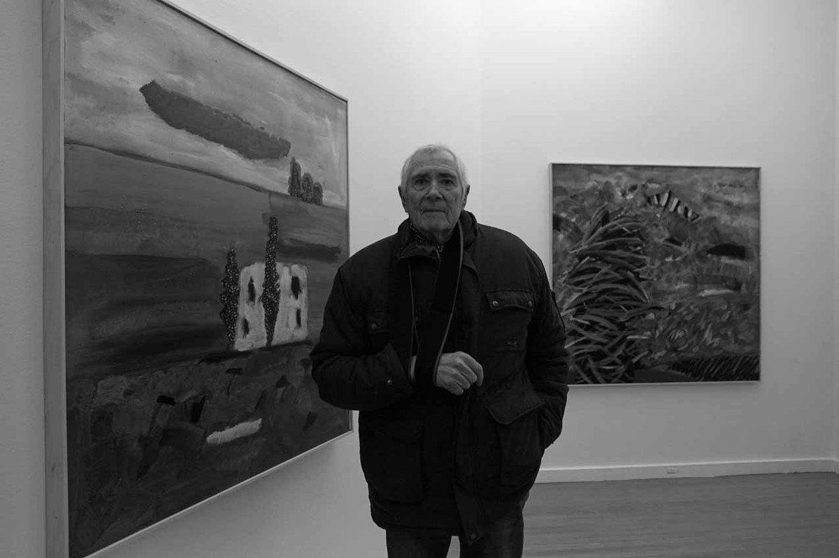Exposition Louttre B. Galerie Bernard Ceysson. Paris le 14 janvier 2010