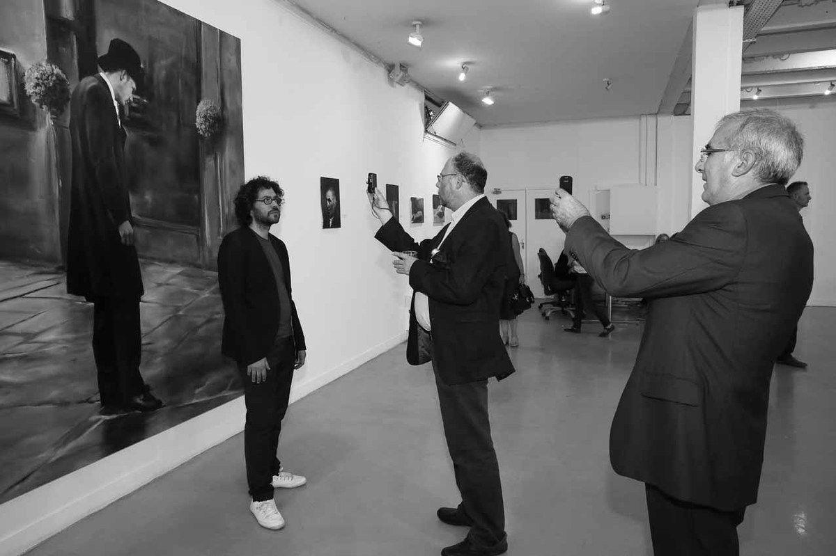 Youcef Korichi, Inconnu, Daniel Breuiller