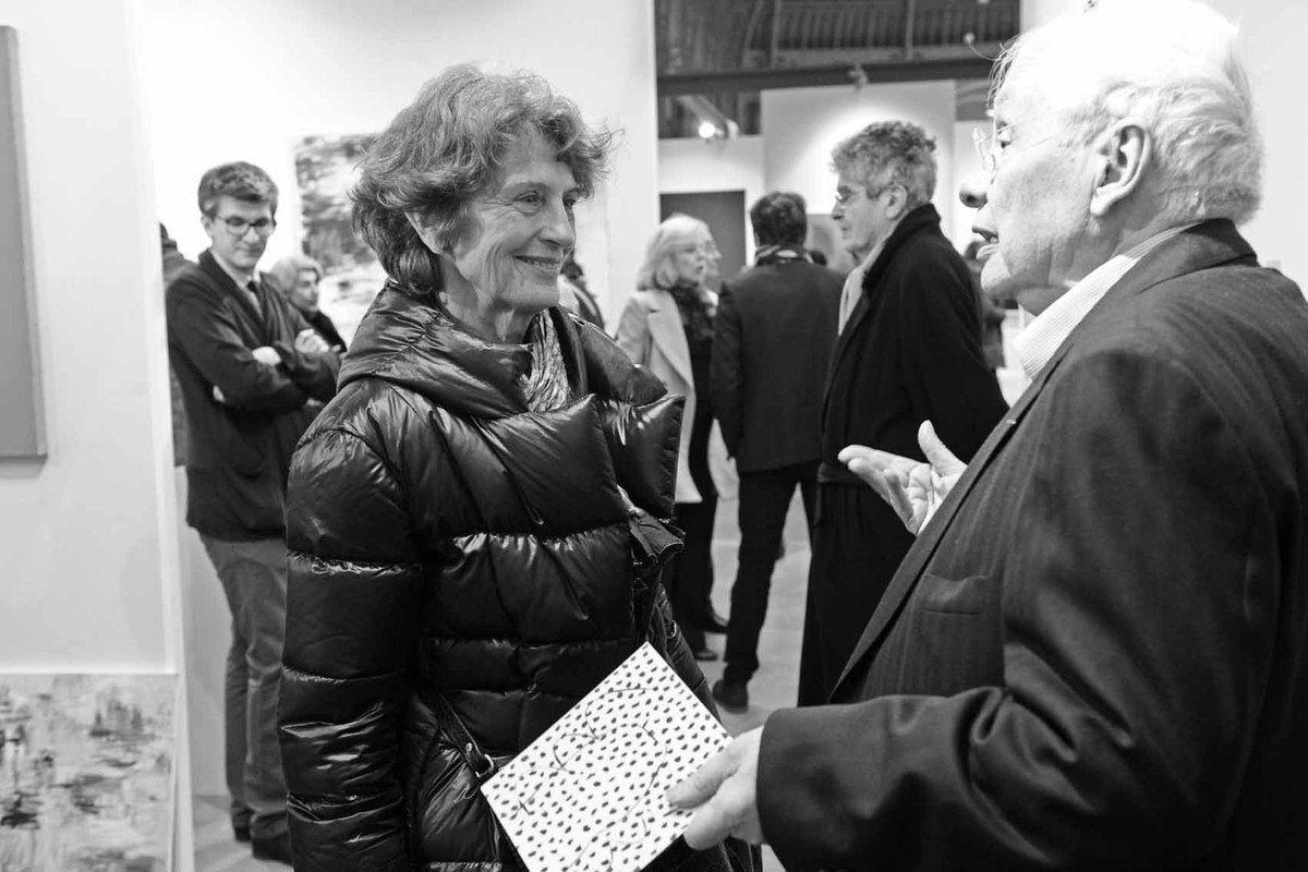 Loïc Garrier, Marie-Claude Bugeaud, Bernard Ceysson