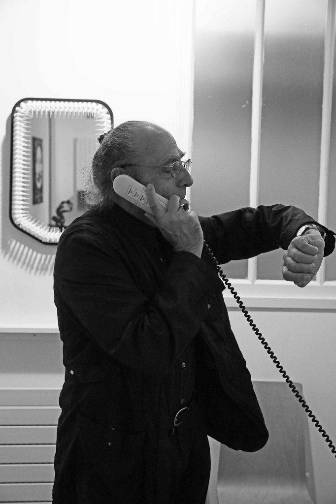 Antoni Miralda. Paris le 18 octobre 2013
