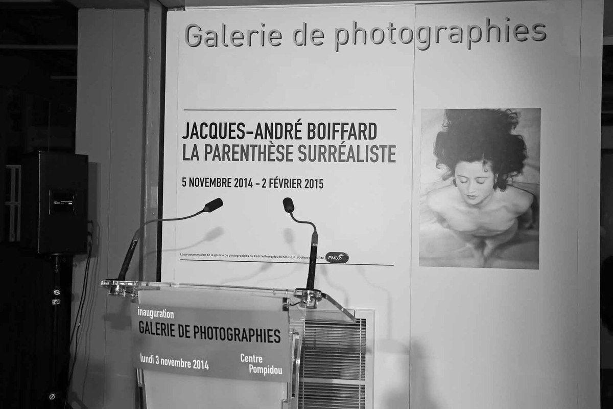 Galerie de photographies