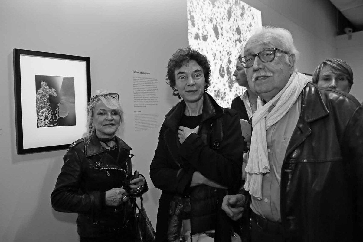 Suzanne Tarasiève, Véronique Chanteau, Joan Ravascall