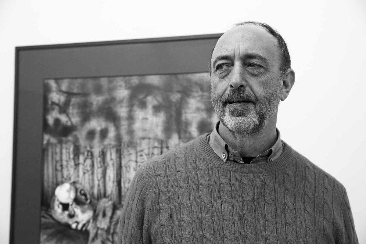 Roger Ballen. Galerie Karsten Greve. Paris le 13 novembre 2014