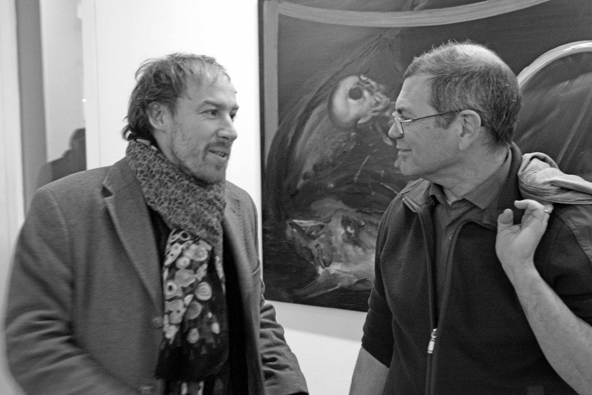 Gaël Davrinche, Michel Gouéry