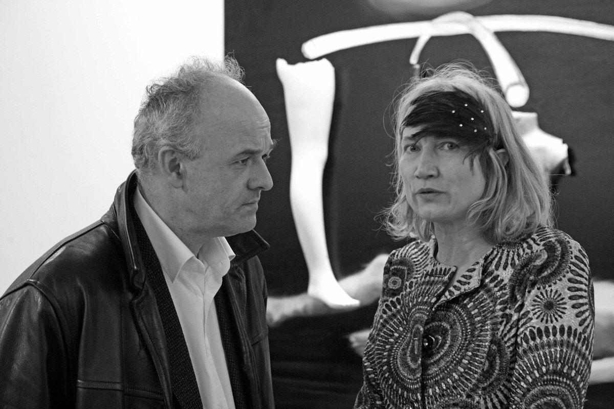 Philippe Dagen, Anne de Villepoix