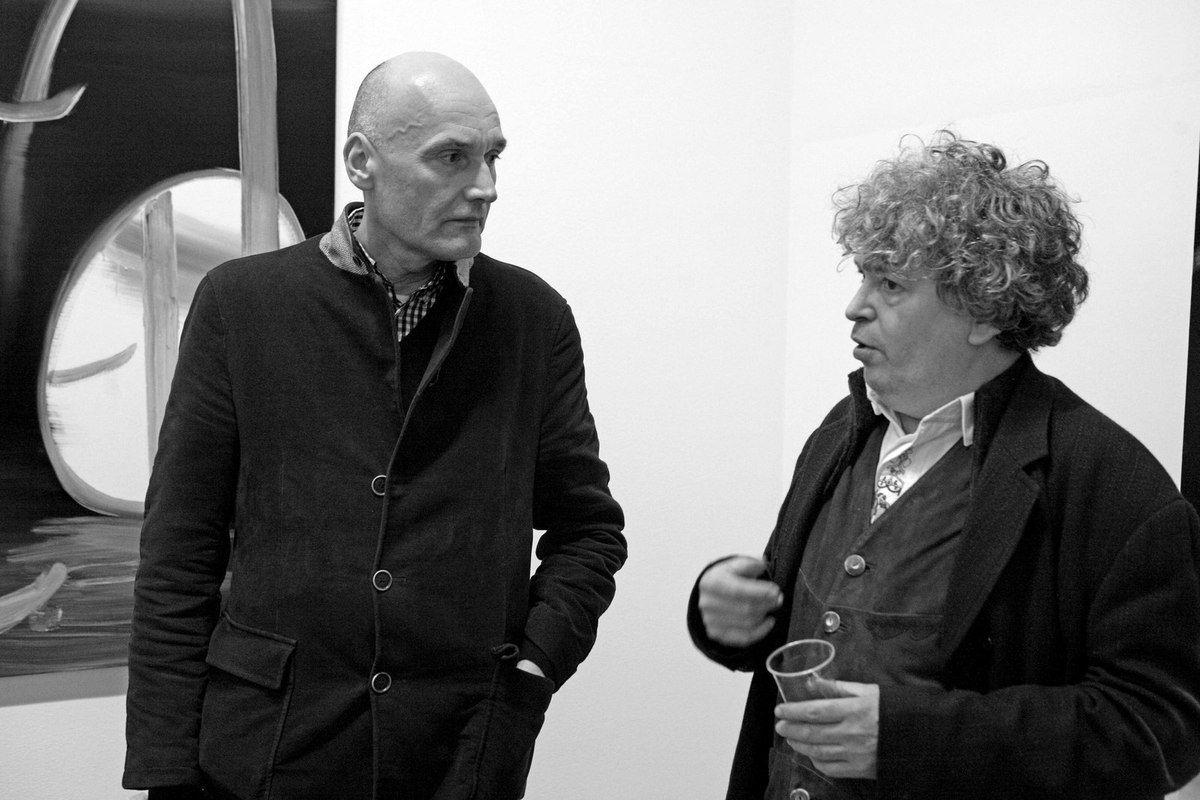 Marc Desgrandchamps, Robert Combas