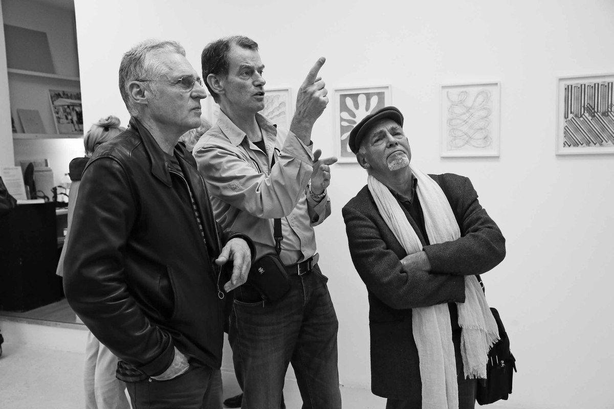 Gilgian Gelzer, Henri Jacobs, Jean-Claude Le Gouic
