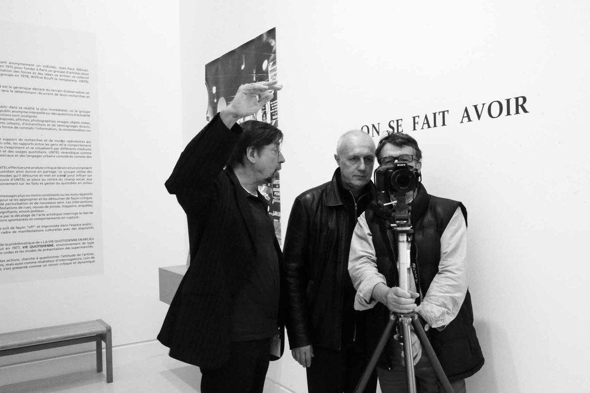 Alain Snyers, Philippe Cazal, Jean-Paul Albinet