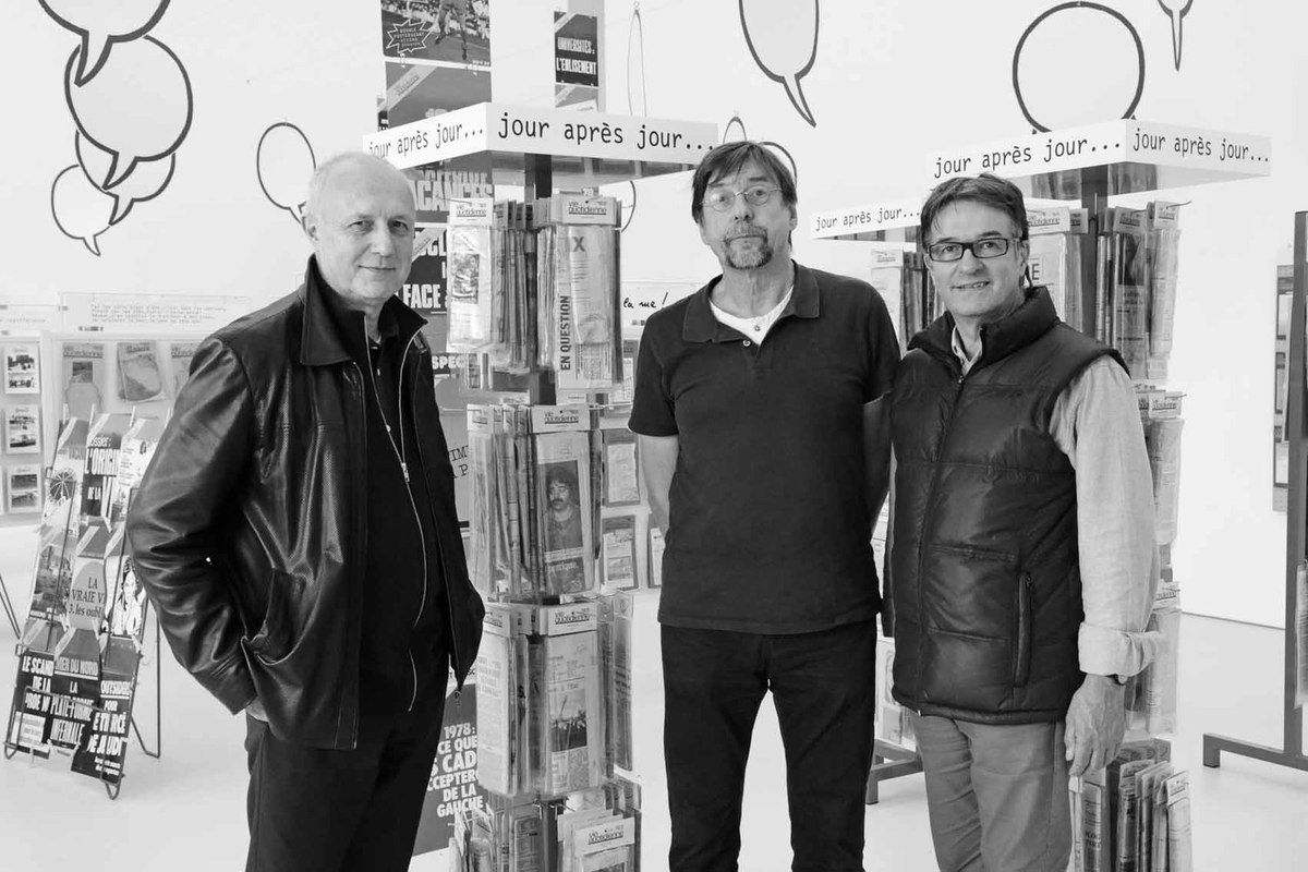 Philippe Cazal, Alain Snyers, Jean-Paul Albinet