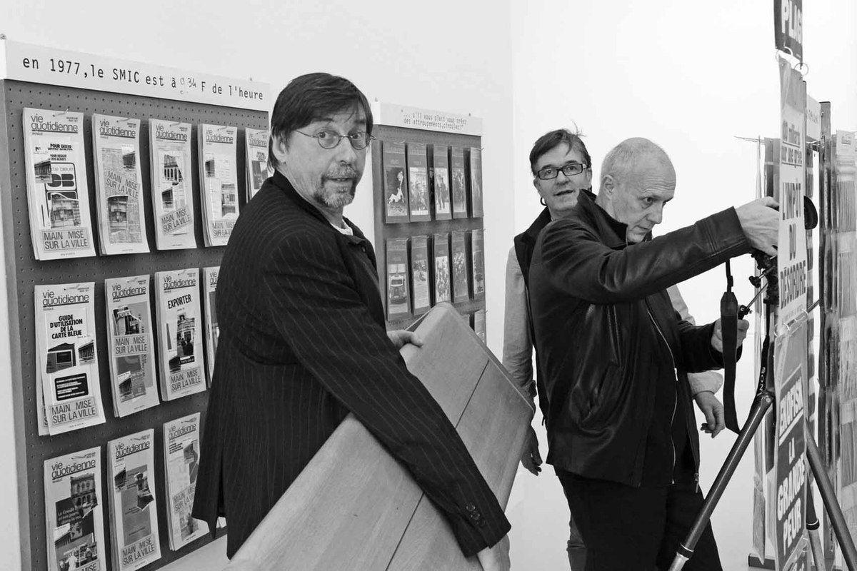 Alain Snyers, Jean-Paul Albinet, Philippe Cazal