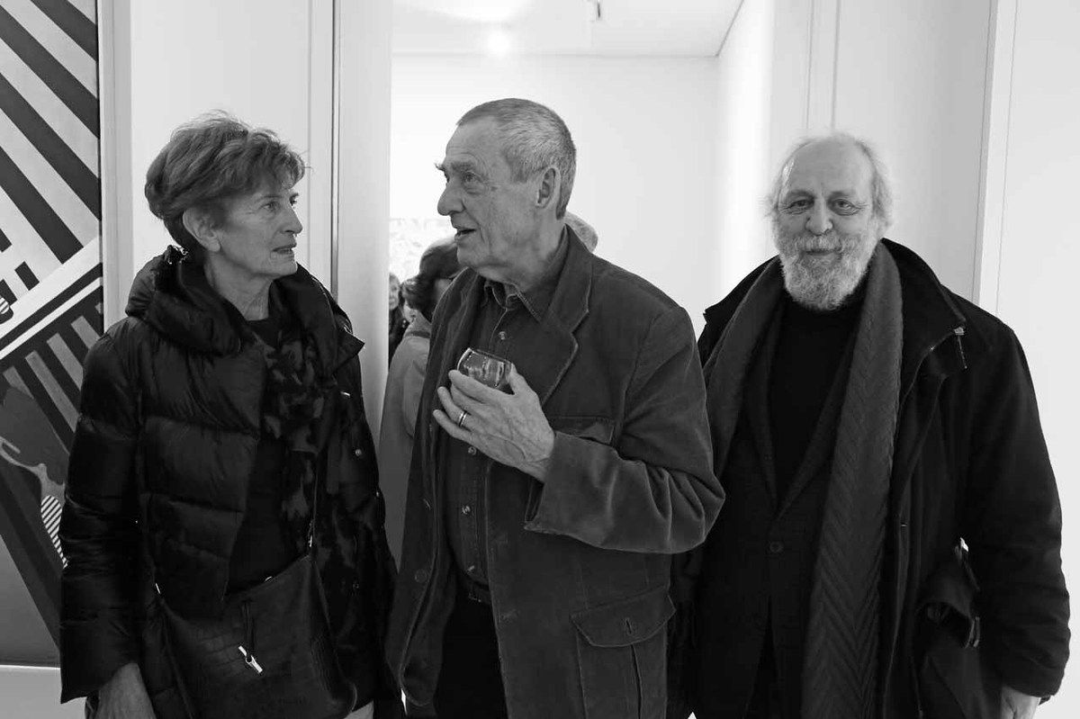 Marie-Claude Bugeaud, Mark Brusse, Jacques Vallet