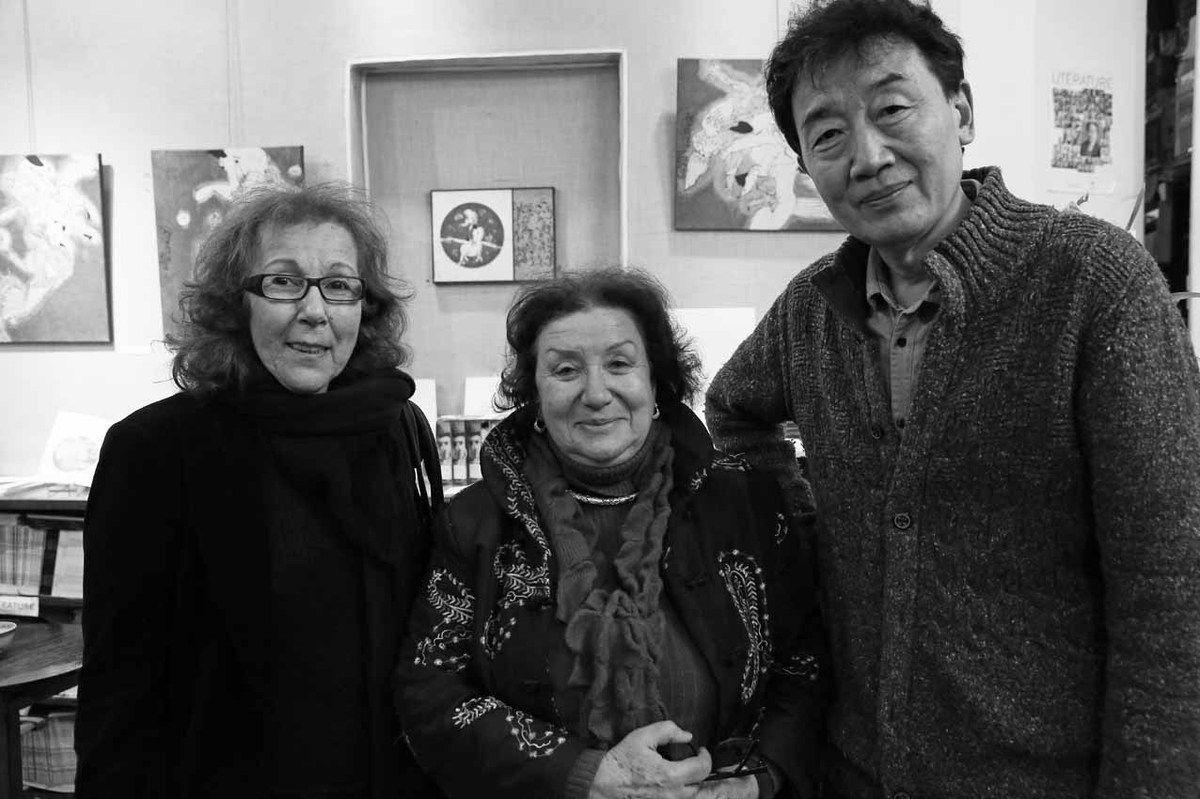 Silvia Beatriz Bolotin Kogon, Nicole Gdalia, Ye Xin
