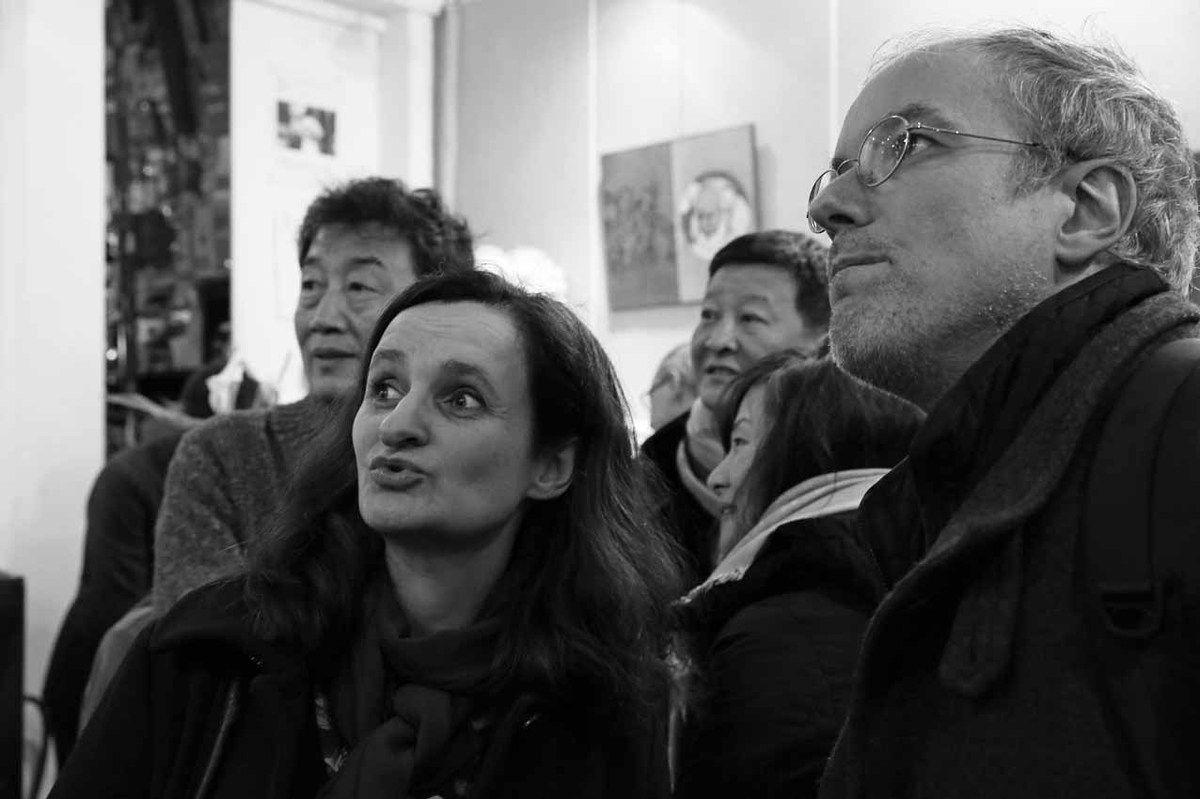 Ye Xin, Inconnue, Emmanuel Guibert
