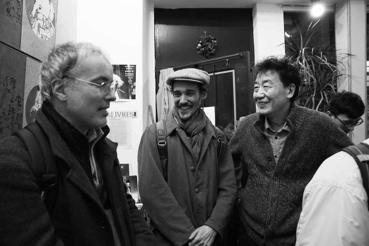 Emmanuel Guibert, Florent Sabourin, Ye Xin