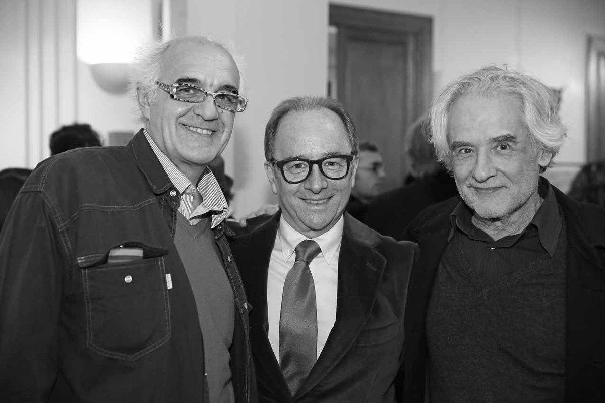 Rodolfo Natale, Marcelo Balsells, Alberto Bali