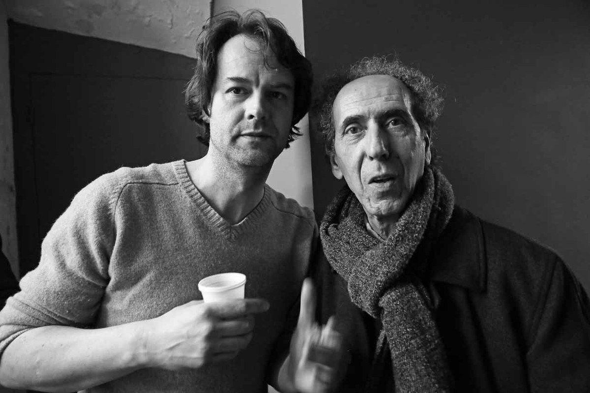 Olivier Peyronnet, André Guenoun