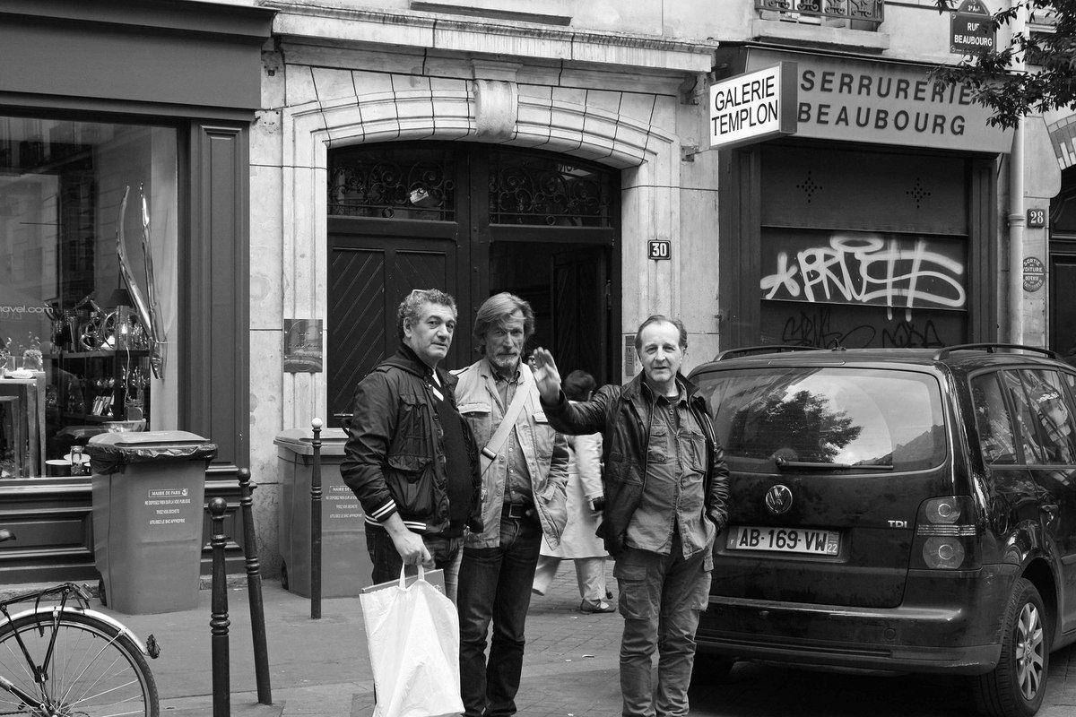 Patrick Chelli, Daniel Waks, Didier Gicquel