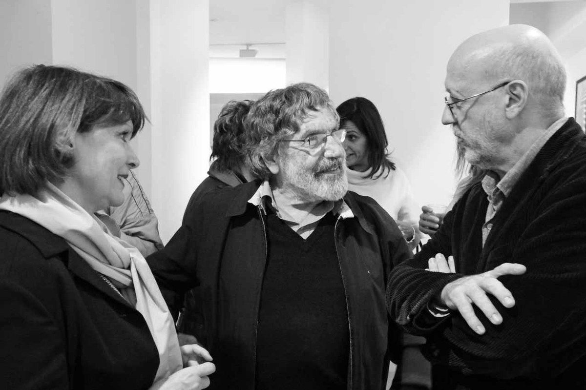 Anne Vincent, Carlos Cruz-Diez, Adriana Cruz, Denis Kilian