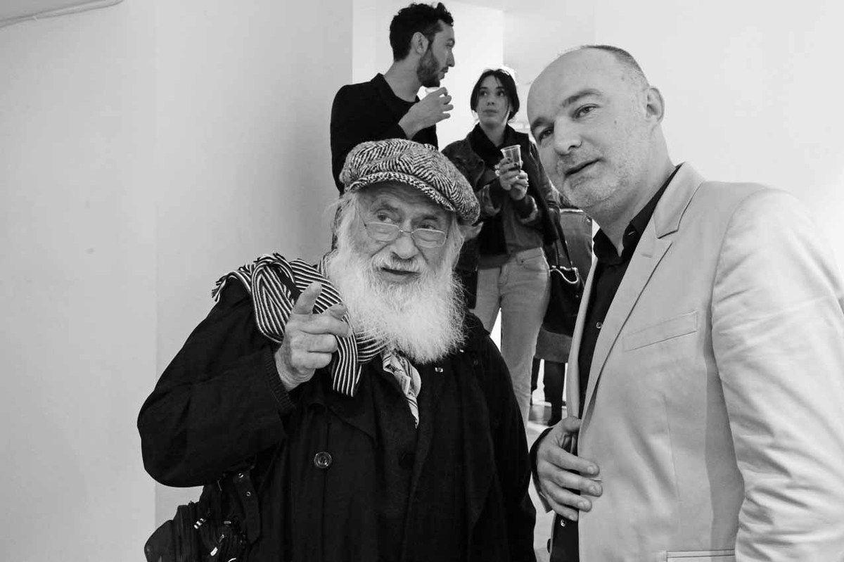 Yaacov Agam, Franck Marlot